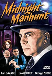 Midnight Manhunt(1945) Poster - Movie Forum, Cast, Reviews