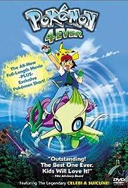 Pokémon 4: The Movie Poster