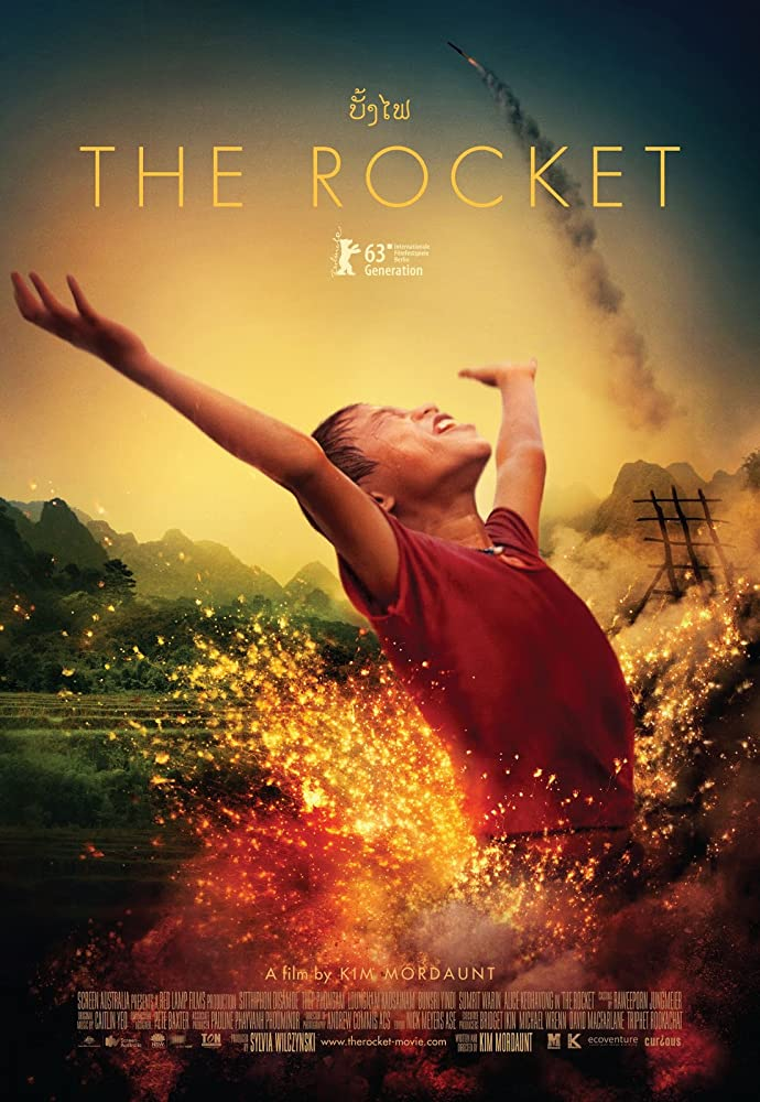 The Rocket poster do filme