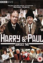 Ruddy Hell! It's Harry and Paul Poster - TV Show Forum, Cast, Reviews