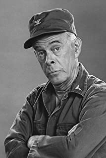 Harry Morgan Picture