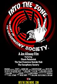 Into the Zone: The Story of the Cacophony Society Poster
