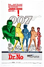 Dr. No (1962) poster
