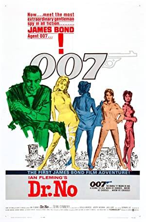 James Bond Doktor No izle