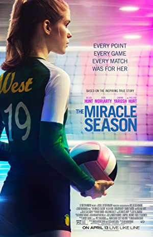 The Miracle Season poster