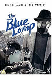 The Blue Lamp Poster