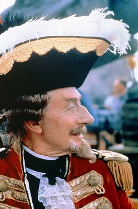John Neville in The Adventures of Baron Munchausen (1988)