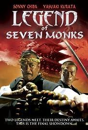 Legend of Seven Monks Poster