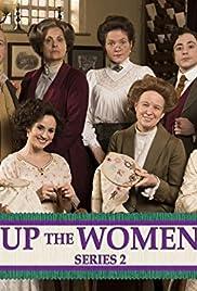 Up the Women Poster - TV Show Forum, Cast, Reviews