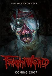 FrightWorld Poster
