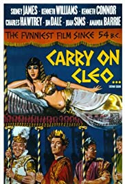 Carry on Cleo (1964) Poster - Movie Forum, Cast, Reviews