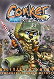 Conker: Live and Reloaded Poster