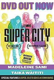 Super City Poster