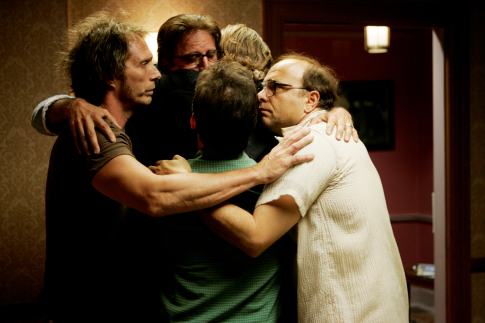 Ted Danson, William Fichtner, and Joe Pantoliano in The Amateurs (2005)