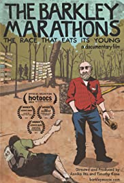 The Barkley Marathons: The Race That Eats Its Young (2014) Poster - Movie Forum, Cast, Reviews