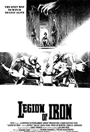 Legion of Iron Poster