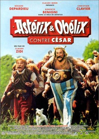 Astérix & Obélix contre César (1999)  Cover