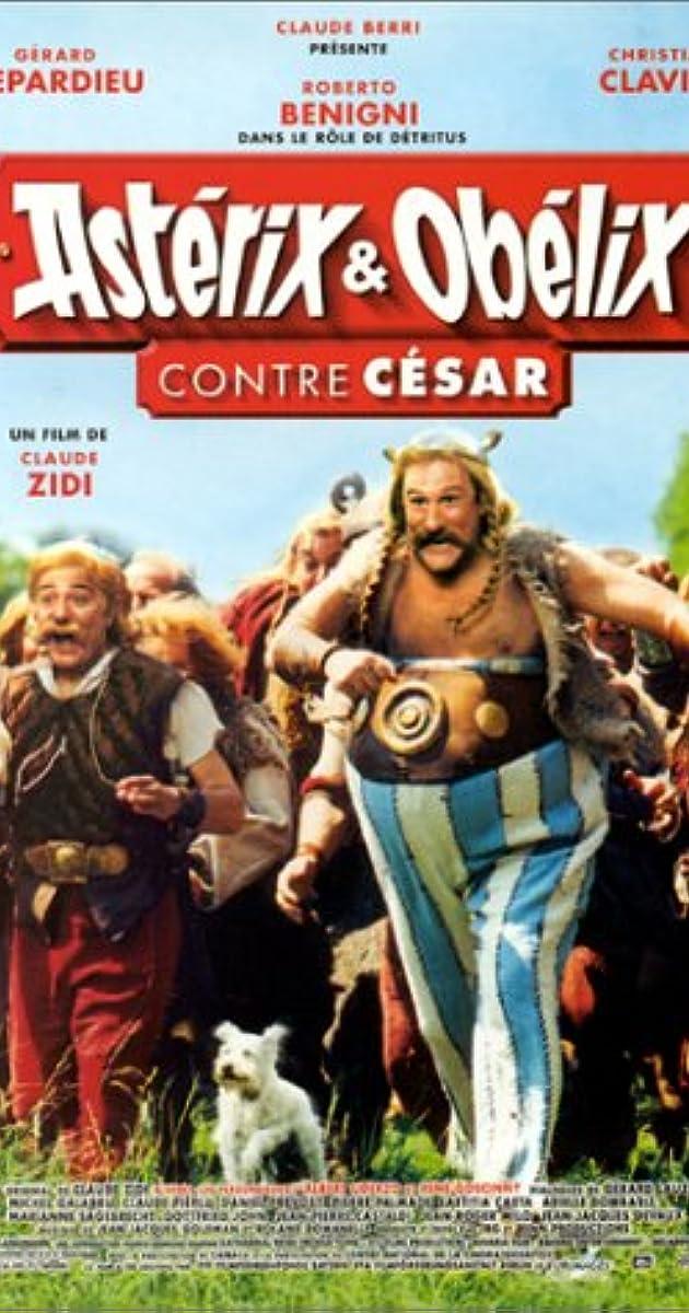 Asterix e Obelix Contra Cesar Dublado