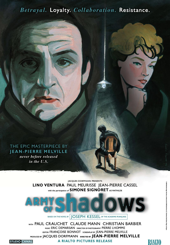 image L'armée des ombres Watch Full Movie Free Online