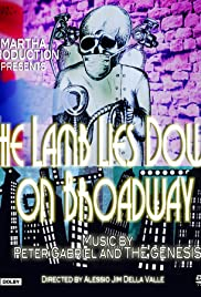 The Lamb Lies Down on Broadway (2010) - Musical.