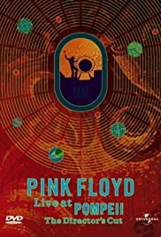 Pink Floyd at Pompeii Poster