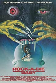 Rock-A-Die Baby Poster