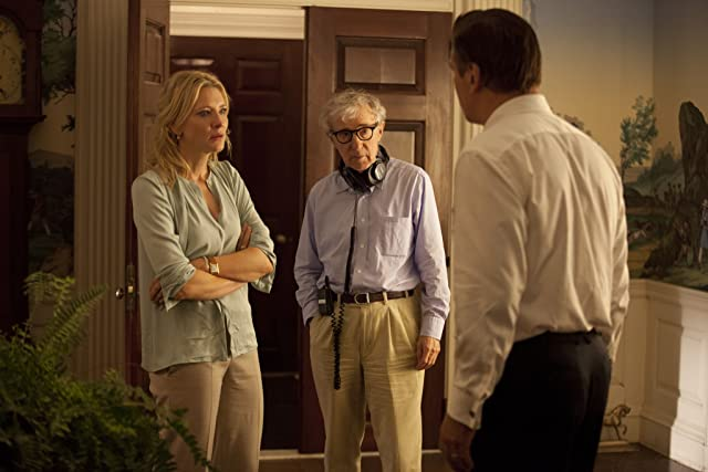 Woody Allen, Alec Baldwin, and Cate Blanchett in Blue Jasmine (2013)