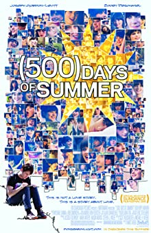 Poster (500) Days of Summer