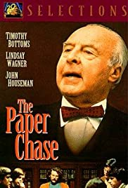 The Paper Chase Poster