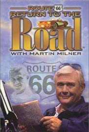 Route 66: Return to the Road with Martin Milner Poster