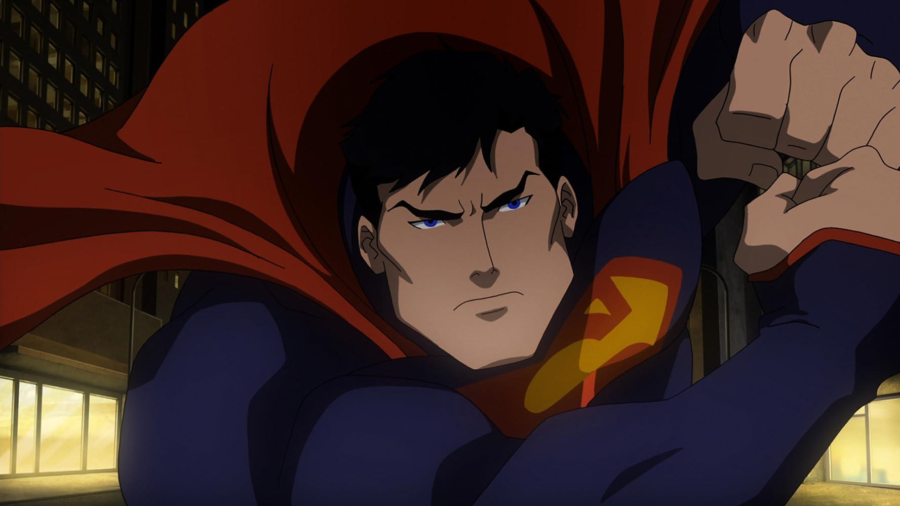 Liga de la Justicia: Guerra (Justice League: War)