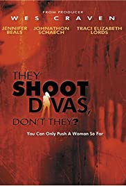 They Shoot Divas, Don't They? Poster