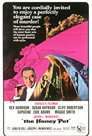 The Honey Pot (1967) Poster - Movie Forum, Cast, Reviews