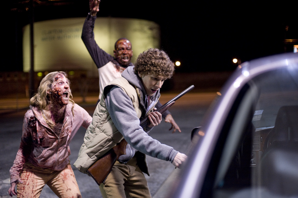Jesse Eisenberg in Zombieland (2009)
