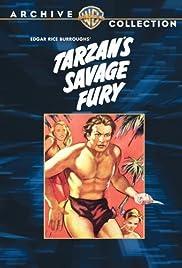 Tarzan's Savage Fury(1952) Poster - Movie Forum, Cast, Reviews