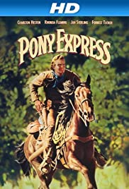 Pony Express (1953) Poster - Movie Forum, Cast, Reviews