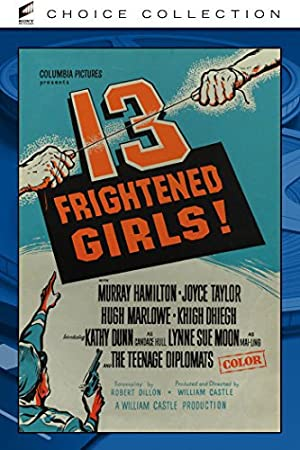 13 Frightened Girls (1963) Download on Vidmate