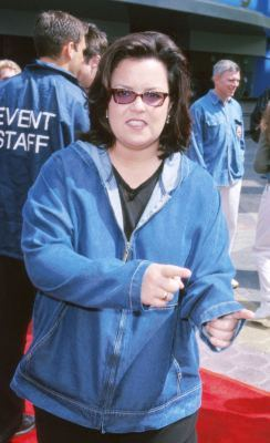 Rosie O'Donnell at an event for The Flintstones in Viva Rock Vegas (2000)