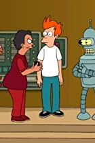 Image of Futurama: I, Roommate