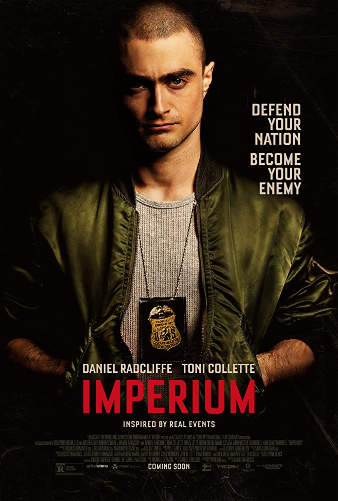 Imperium 2016 720p BRRip English Full Movie Watch Online Free Download HD At Movies365.in