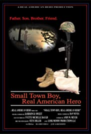 Small Town Boy, Real American Hero Poster