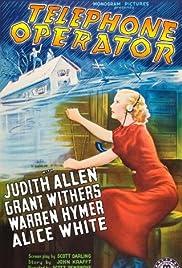 Telephone Operator Poster