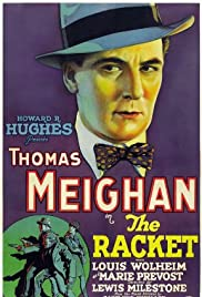 The Racket (1928) Poster - Movie Forum, Cast, Reviews