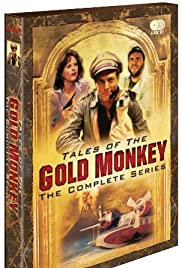 Tales of the Gold Monkey Poster