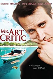 Mr. Art Critic Poster