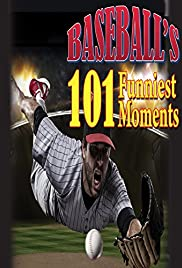 Baseball's 101 Funniest Moments Poster