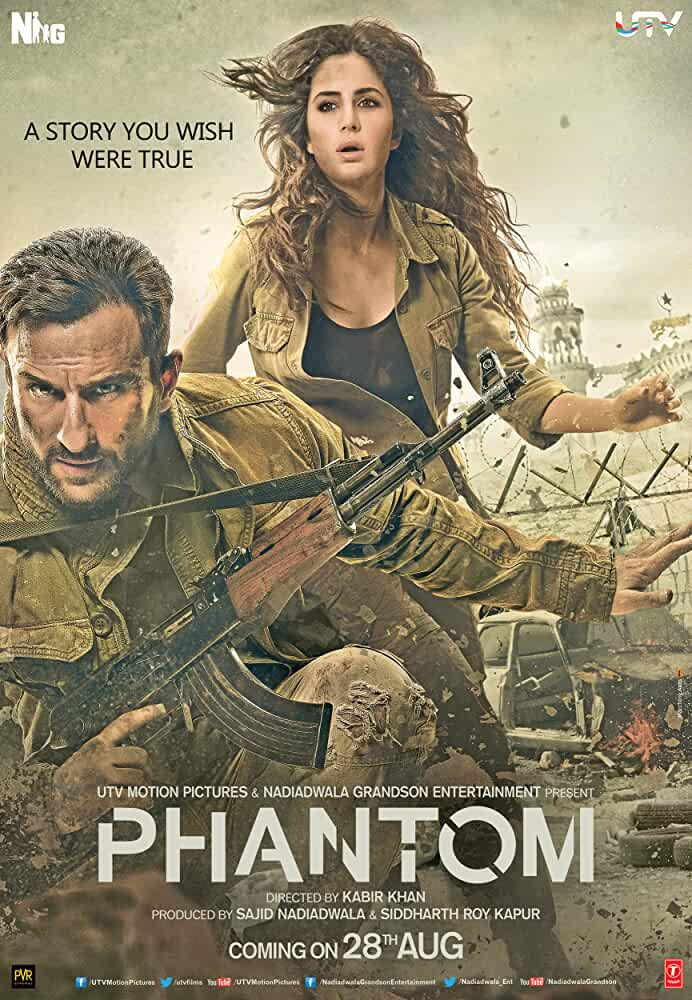 Phantom 2015 Full Hindi Movie 480p BluRay full movie watch online freee download at movies365.ws