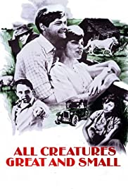 All Creatures Great and Small Poster