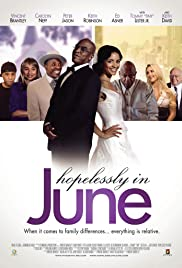 Hopelessly in June Poster