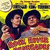 Ray Corrigan, Richard Cramer, Weldon Heyburn, John 'Dusty' King, Carl Mathews, and Christine McIntyre in Rock River Renegades (1942)